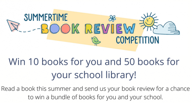 Summer Book Review Competition